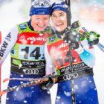 Ein turbulentes Wettkampf-Wochenende Laurien van der Graaff 2019