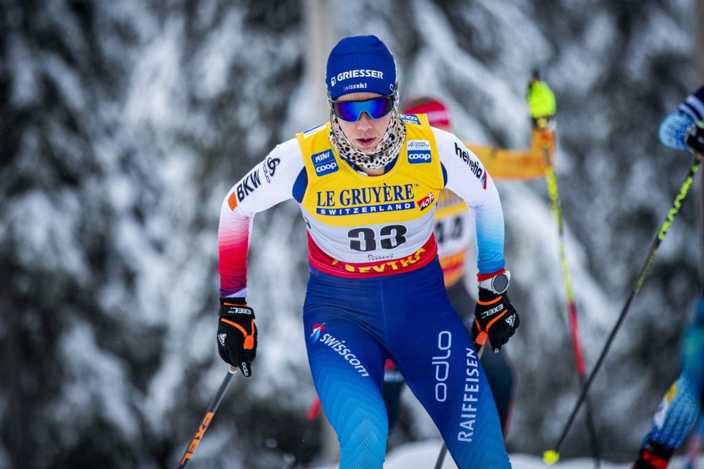 Kuusamo, die Weltcup Saison hat begonnen Laurien van der Graaff 2019