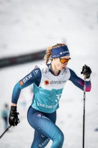 Ein schöner Saisonabschluss; von den Weltmeisterschaften zu den Schweizermeisterschaften